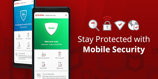 Mobile Security: VPN Proxy & Anti Theft Safe WiFi screenshot 1