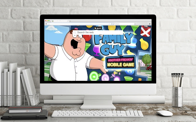 Game Theme: Family Guy Mobile