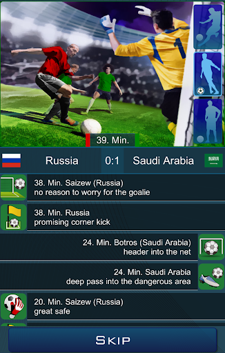 World Cup 2018 Coach Pro  screenshots 6