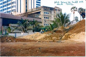 Photo: 2002 - BBRT starts remaking Hillock & planting