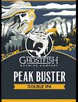Ghostfish Peakbuster Double IPA