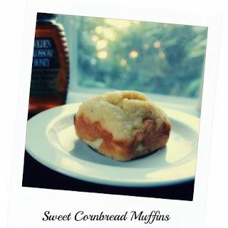 Sweet Cornbread Muffins (Gluten-free)