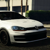 Golf GTI Driving Simulator 3D