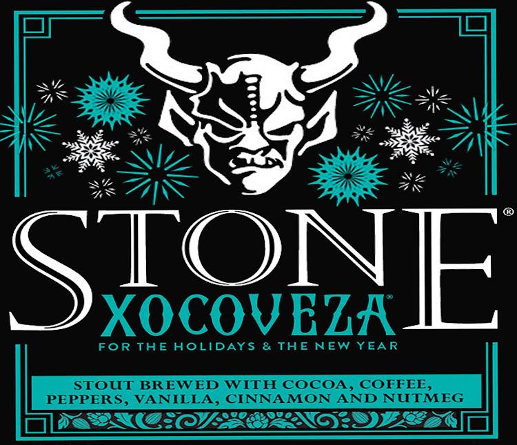 Logo of Stone Xocoveza Mocha Stout