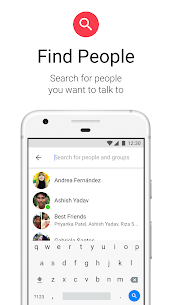 Messenger Lite: مكالمات ورسائل مجانية 7