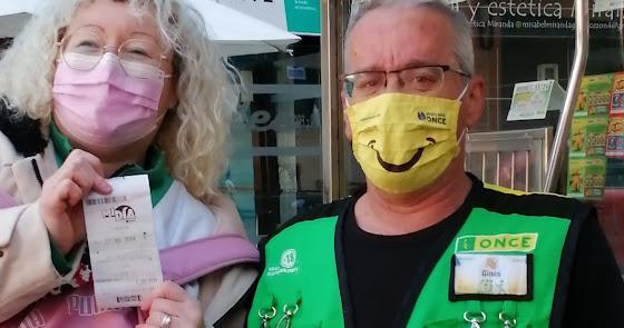 La lotería toca otra vez en Almería: una vecina de Los Ángeles se lleva 'Mi día'