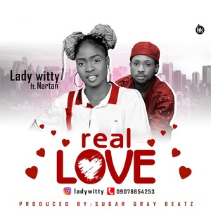 Cover Art for song Real Love