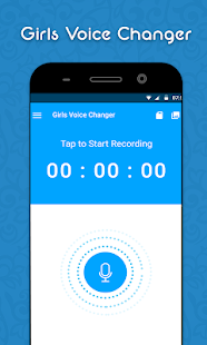 Girls Voice Changer Screenshot