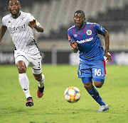 Aubrey Modiba of SuperSport United./ Dirk Kotze / Gallo Images