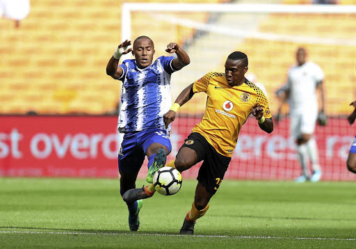 Maritzburg's Lebohang Maboe is one player who could bolster George Maluleka at Chiefs.