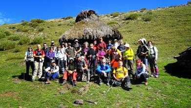 Photo: Grupo de Senderismo la Facendera  Travesía . Torrestio - Puerto San Lorenzo  Parque Natural de Somiedo  4 - Octubre - 2014