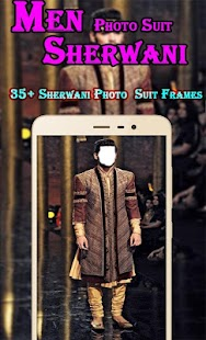 Men Sherwani Photo Suits - náhled