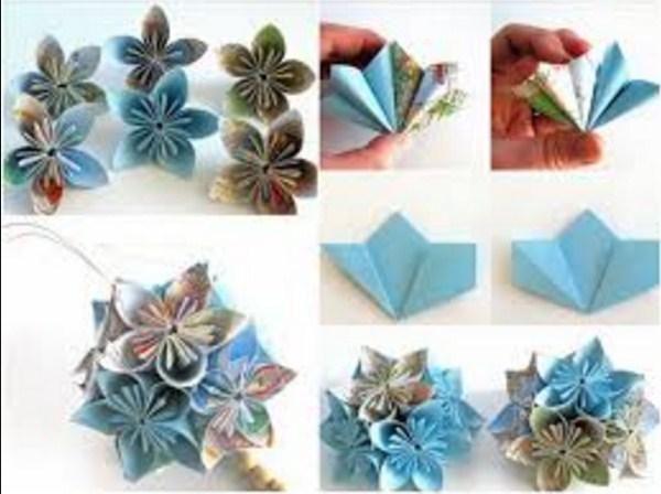How to make handmade flowers from paper best image of flower how to make handmade flowers from paper best image of flower mightylinksfo