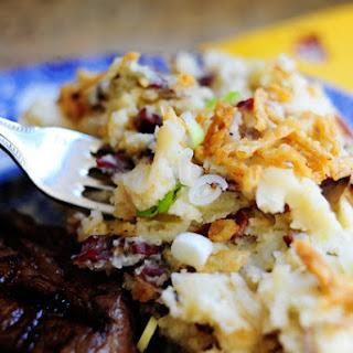 Restaurant Style Smashed Potatoes Recipe