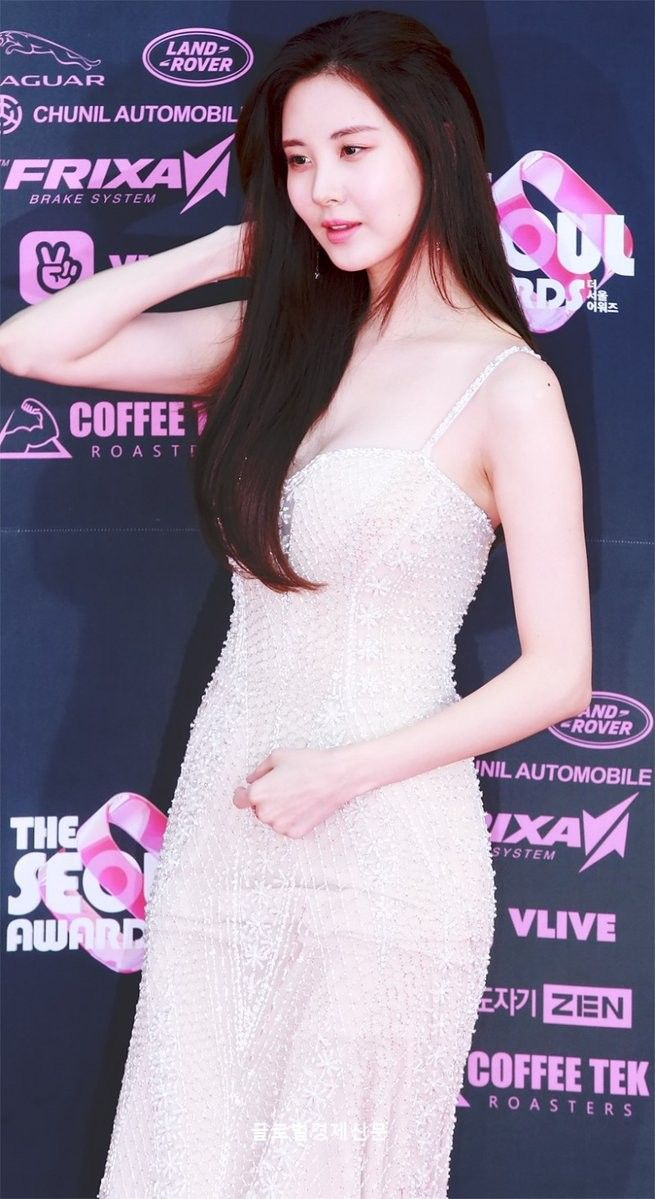 seohyun gown 5