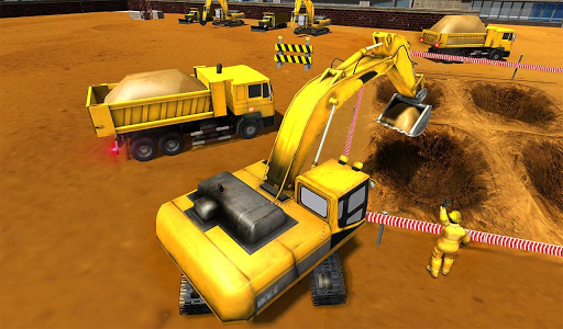 Road Construction Games 2019 apklade screenshots 2