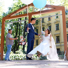 Wedding photographer Sergey Antonov (Nikon71). Photo of 21.07.2018