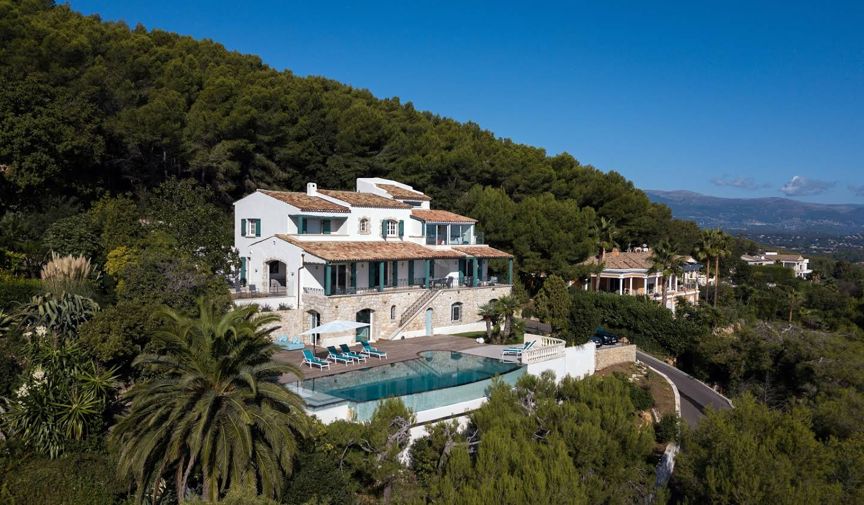 Villa avec piscine et jardin Vallauris