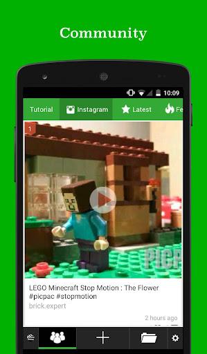 PicPac Stop Motion & TimeLapse 1.53 screenshots 6