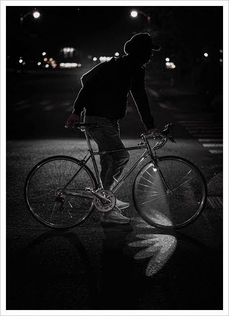 姐妹淘瘋設計自行車燈