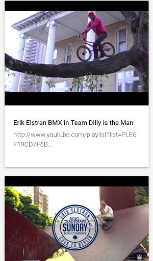 BMX Rides Video screenshot 2