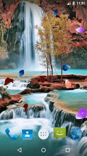 Magic Wave - Waterfall LWP - náhled