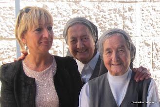 Photo: Mise en valeur de l'atelier d'écriture, Collège des Soeurs de Saint-Joseph, Jérusalem