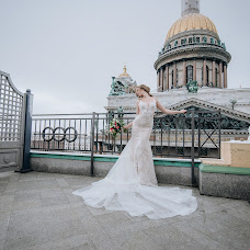Wedding photographer Valeriya Yarchuk (valeriyarsmile). Photo of 08.04.2018