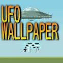 UFO Cow Abduction Wallpaper icon