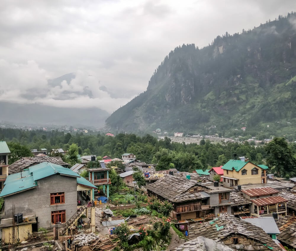 village+kullu+manali+sightseeing himachal pradesh kullu manali images