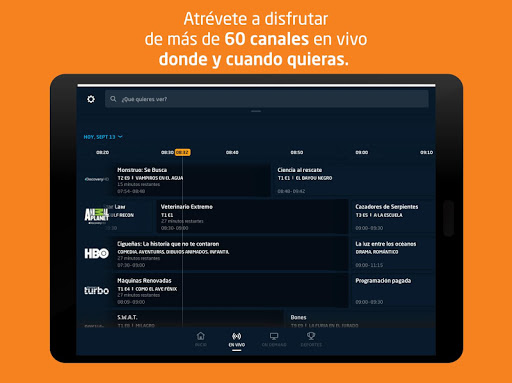 DIRECTV GO 2.8.0 screenshots 7