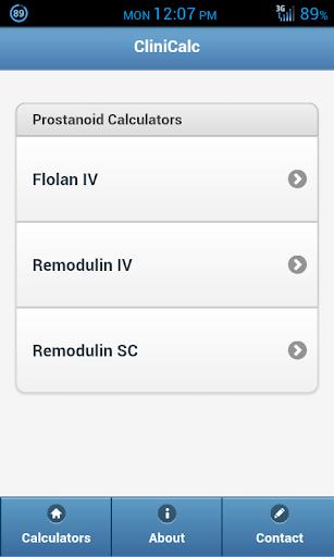 CliniCalc - Medical Calculator