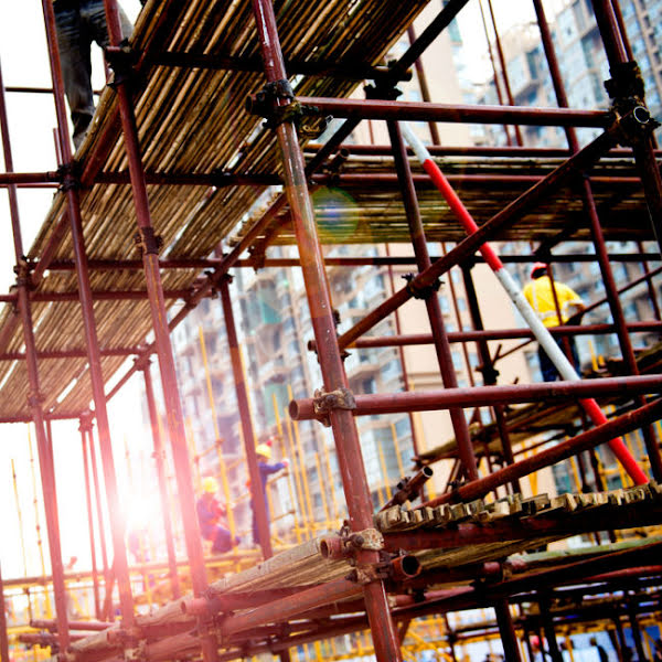 Construction industry output grows for seventh consecutive quarter