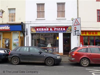Bicester Kebab Pizza On Market Square Fast Food Delivery