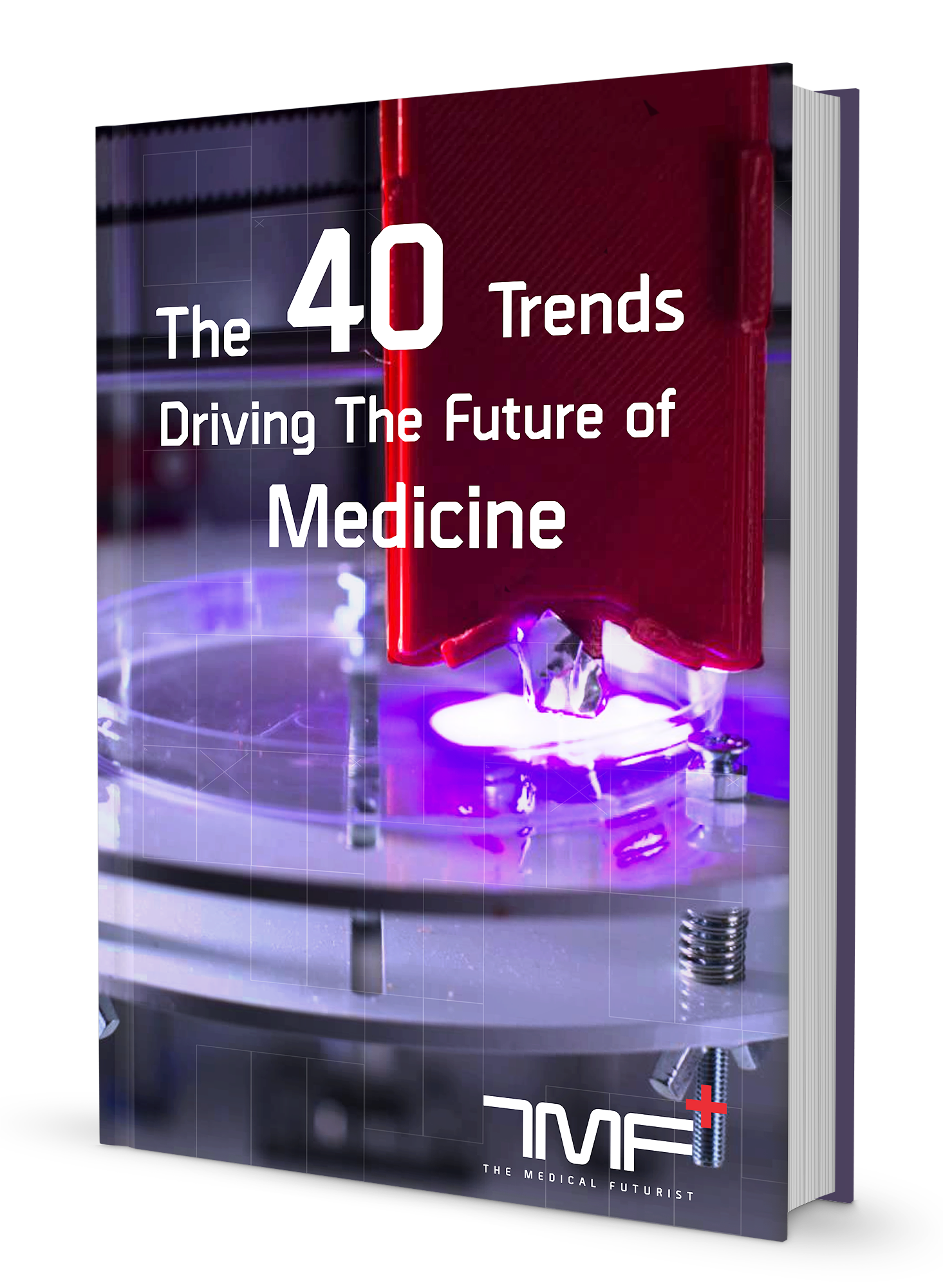 Gudie to the 40 Trends Shaping the Future of Medicine