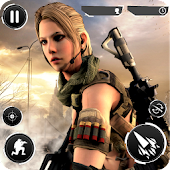 Frontline Terrorist Battle Shoot: Free FPS Shooter