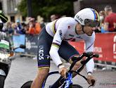 Filippo Ganna een klasse te sterk en opent zoals vorig jaar Giro met zege, Evenepoel mooi in top tien bij comeback
