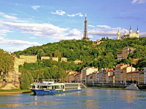 Avalon-Scenery-Lyon - Explore the towns and cities along the Rhone and Saone Rivers of France on Avalon Scenery.