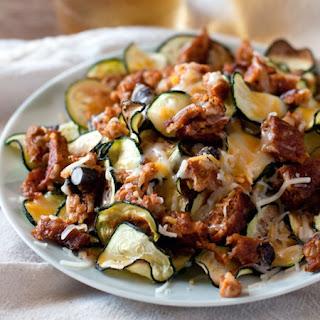 Zucchini Nachos.