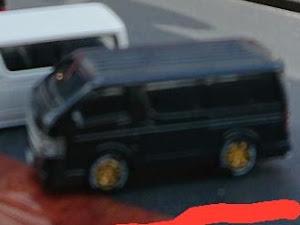 ハイエース  バン 2型 スーパーGLのカスタム事例画像 シゲピー♨️🐟️♨️さんの2019年10月02日11:27の投稿