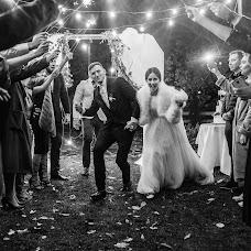 Wedding photographer Miroslava Vorozhbit (Myroslava). Photo of 26.10.2017