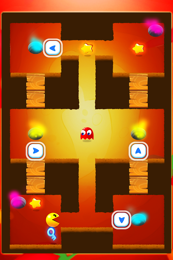 PAC-MAN Bounce- screenshot
