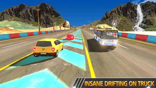 In Truck Driving Games : Highway Roads and Tracks 1.1.1 screenshots 18