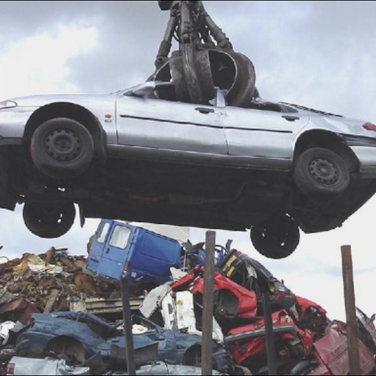 Scrap My Car Norwich - Scrap yard