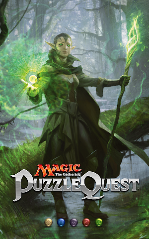 android Magic: Puzzle Quest Screenshot 4
