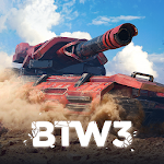 Block Tank Wars 3 Icon