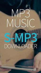 노래 무료 다운 MP3음악 무료다운로더, S-MP3 - náhled