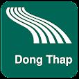Dong Thap Map offline