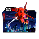Big Hero 6 HD Wallpapers New Tab Themes