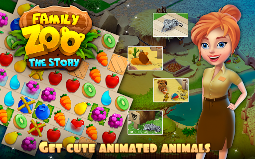 Family Zoo: The Story screenshot 3